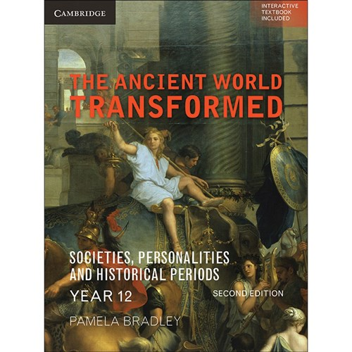 The Ancient World Transformed Year 12 Print + Digital 2e