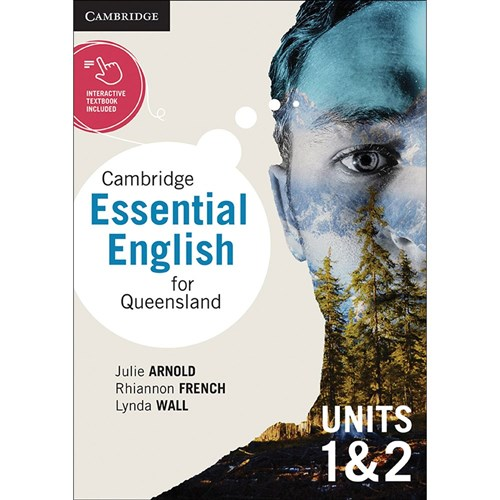 Cambridge Essential English QLD Units 1 & 2 Print +Digital