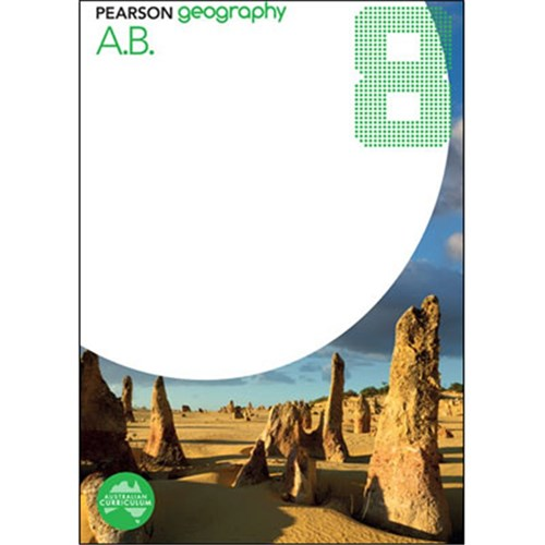 Pearson Geography 8 Activity Book