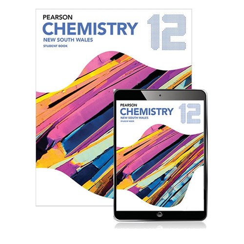 Pearson Chemistry NSW 12 Student Book with Reader+