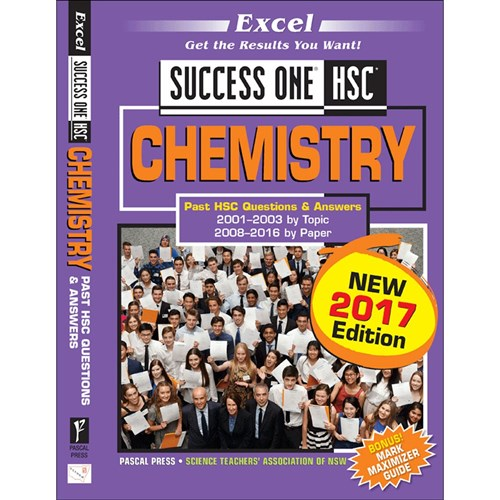 Success One 2017 HSC Chemistry