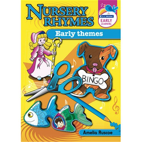 Nursery Rhymes - Early Themes BLM  Ages 4-7     RIC-6578