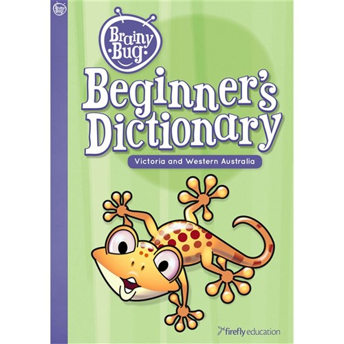 Brainy Bug Beginner's Dictionary VIC/WA
