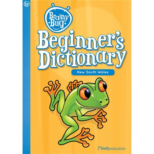 Brainy Bug Beginner's Dictionary NSW