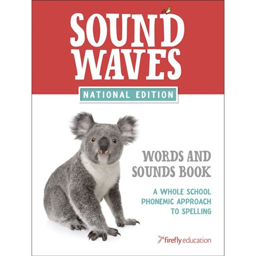 Sound Waves Words and Sounds Book