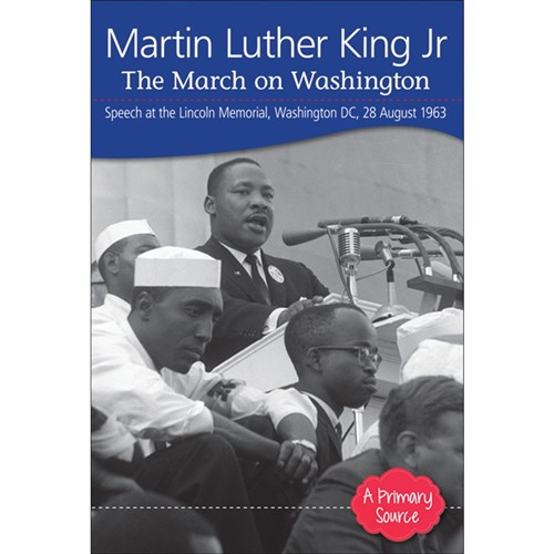 the speech by martin luther king jr On the 50th anniversary of martin luther king jr's death we examine his pivotal i have a dream speech.