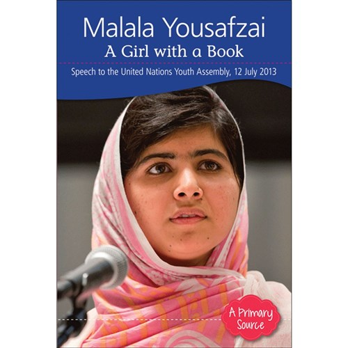 Great Speeches 1 Malala Yousafzai - A Girl with a Book