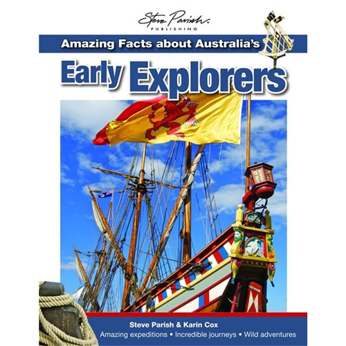 the facts about early explorers of