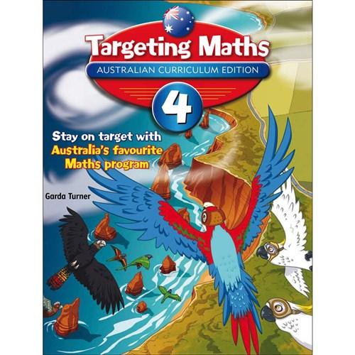 9781742152233 Targeting Maths Ac Student Book Year 4