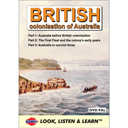british colonisation of australia The british colonisation brought law, order and technology into india and changed them into a modern state the modern technology from the british, which was aimed to serve their productions and trading, was also introduced into the colonised countries thus enabling their modernisation and development.