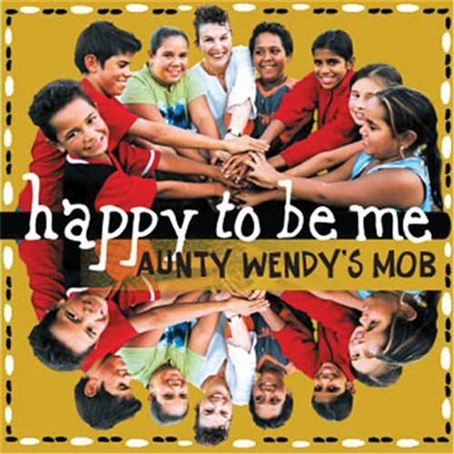Happy to be Me - Audio CD