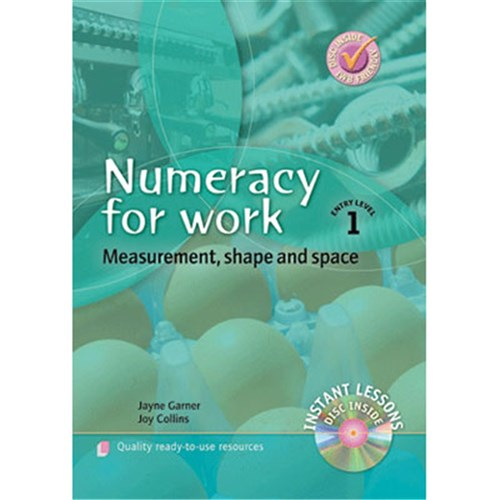 9781921680984 - Numeracy for Work - Measuremen Shape and Space Entry ...