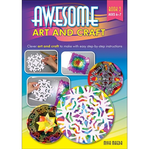 Awesome Art and Craft Book 2
