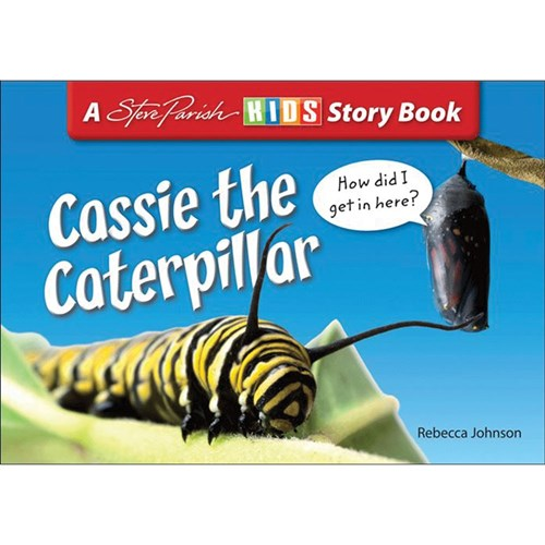 Insect Storybooks - Cassie the Caterpillar