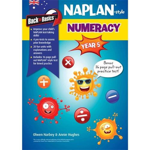 9781922225108 - Back to Basics NAPLAN-style Yr 5 Numeracy ...