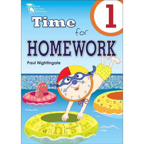 Time for Homework 1