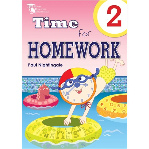 Time for Homework 2
