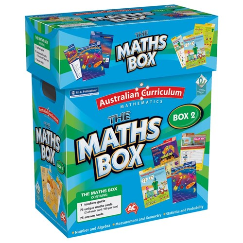 The Maths Box Year 2