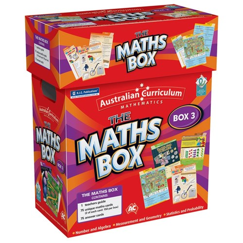 The Maths Box Year 3