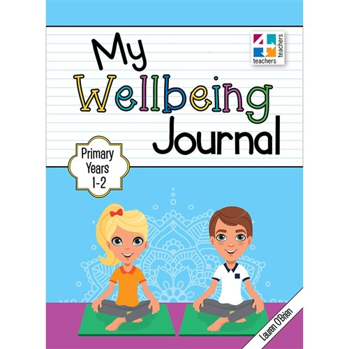 My Wellbeing Journal Yrs 1-2