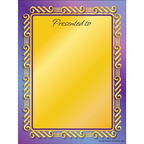 Bookplates Large - Formal Presentation 154 x 113mm