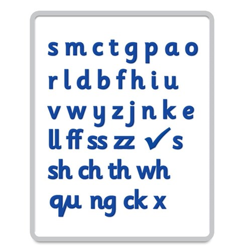 Magnetic Letters Sassoon Font