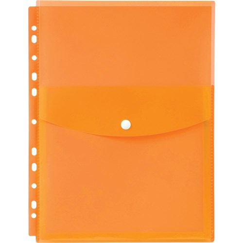 Marbig Binder Wallet A4 Top Opening With