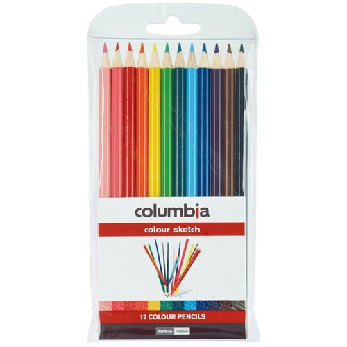 Columbia Coloursketch Coloured Pencils