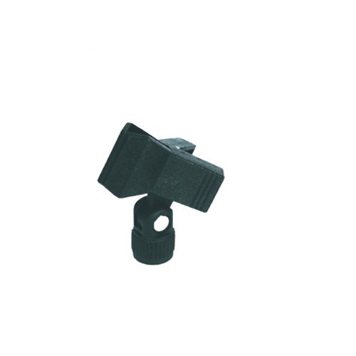Microphone Clip Spring Loaded