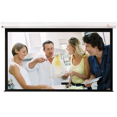 "Grandview IP Smart Screen 110"" Motorised 16:10"