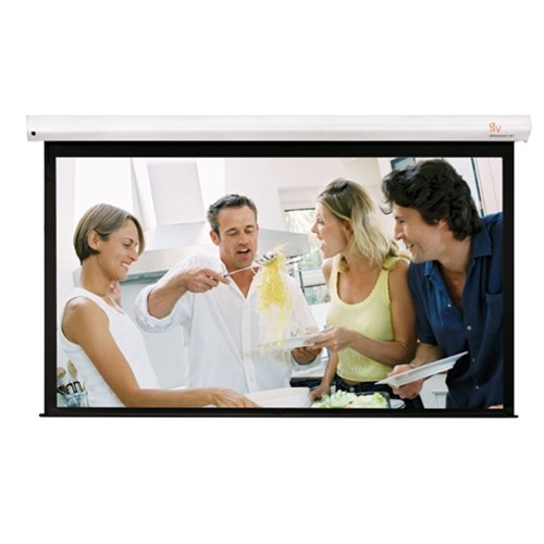 "Grandview IP Smart Screen 140"" Large Casing Motorised 16:10"