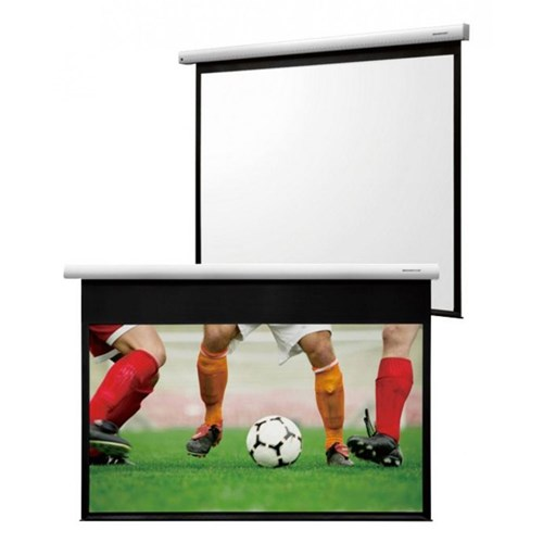 "Grandview IP Smart Screen 160"" Large Casing Motorised 16:9"