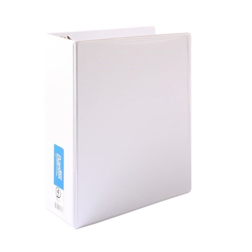 Bantex Insert Ring Binder PP A4 65mm 2D