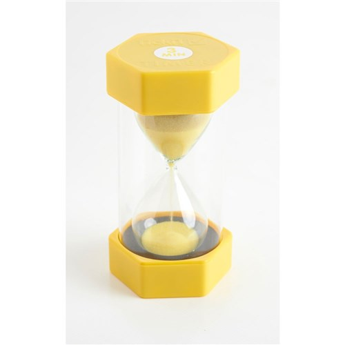 Sand Timer - Large 3 Minute Yellow