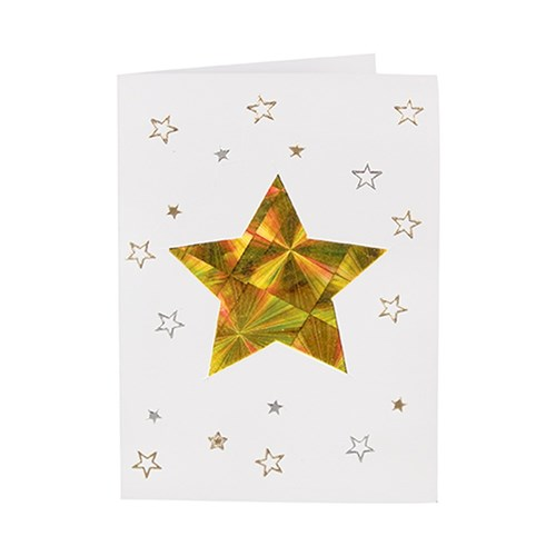 Cards and Envelopes - Xmas Cut-outs