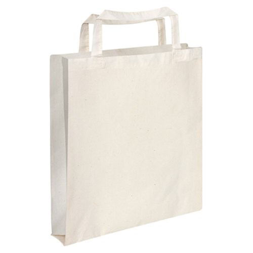 Calico Bag with Handles 350 x 450mm