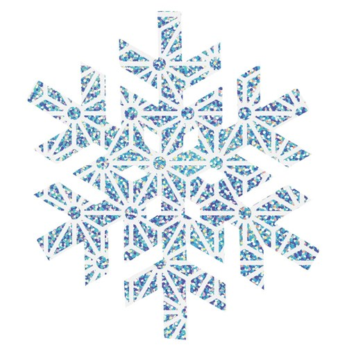 Scratch Snowflakes