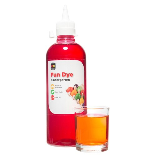EC Fun Dye 500ml Pink