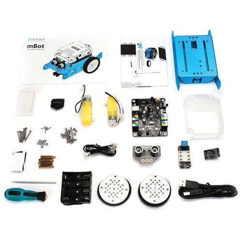 Makeblock mBot V1.1 Blue (2.4G Wireless Version)