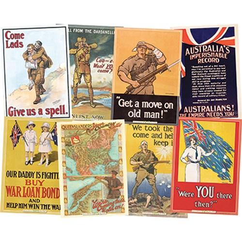 ZESER-4592P - Remember Gallipoli Posters - Kookaburra Educational ...