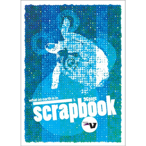 Victory Scrapbook 60gsm 335x240mm 96 pg