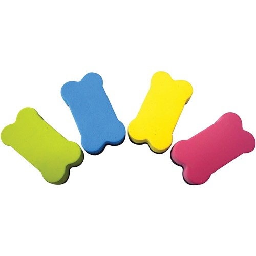 Whiteboard Eraser Magnetic Small Asst