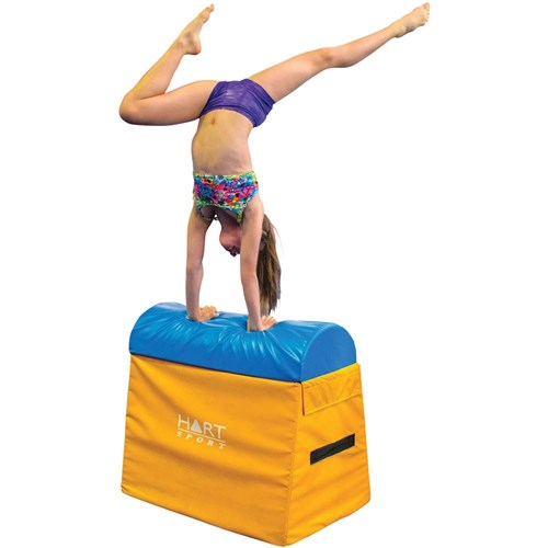 HART Mini Easy Foam Vault 2 Piece - Yellow/Sky