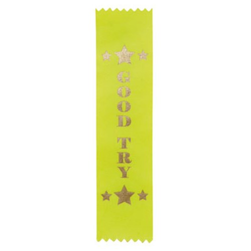 Star Place Ribbon - Good Try