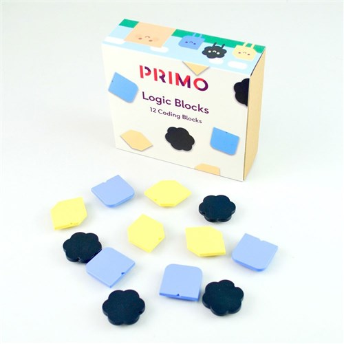 Primo Toys Cubetto Logic Blocks
