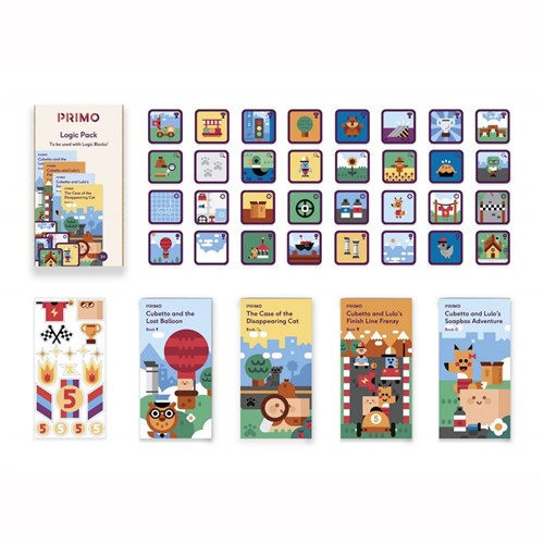 Primo Toys Cubetto Logic Pack