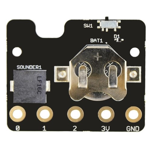 Kitronik MI:power board for the BBC micro:bit+micro:bit Go