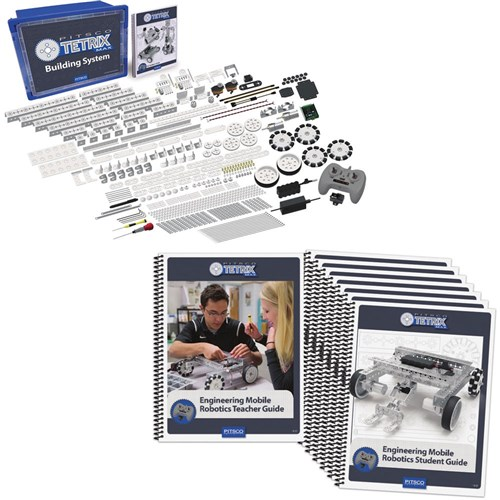 TETRIX MAX R/C Robotics & Curriculum Classroom Bundle