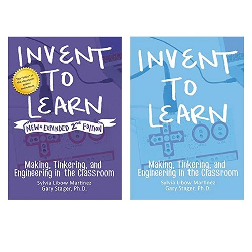 Invent to Learn: Making, Tinkering & Engineering Bundle