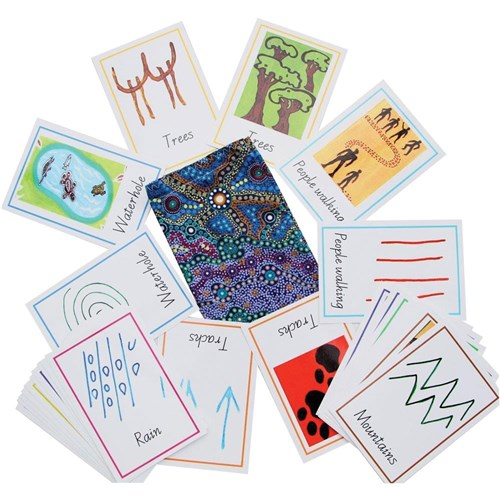 Yarn About Series - Symbols Book & Cards Kit
